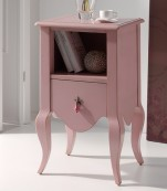 Mueble auxiliar 1 cajón, 1 balda