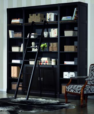 Librer a dos puertas con escalera la galer a de almonte - Librerias con escalera ...