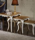 Conjunto tres mesas